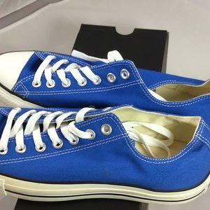 5d9e1ddef08378 Converse Shoes - Converse Color Strong Blue